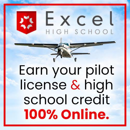 Ask the Pilot - Advert