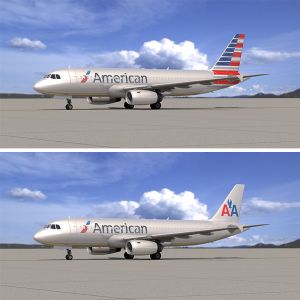 AA livery options