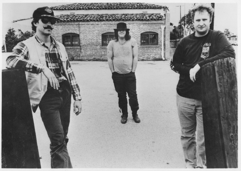 Greg Norton, Grant Hart, Bob Mould.  (SST promo picture)