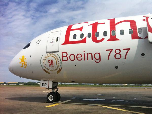 Ethiopian 787 1