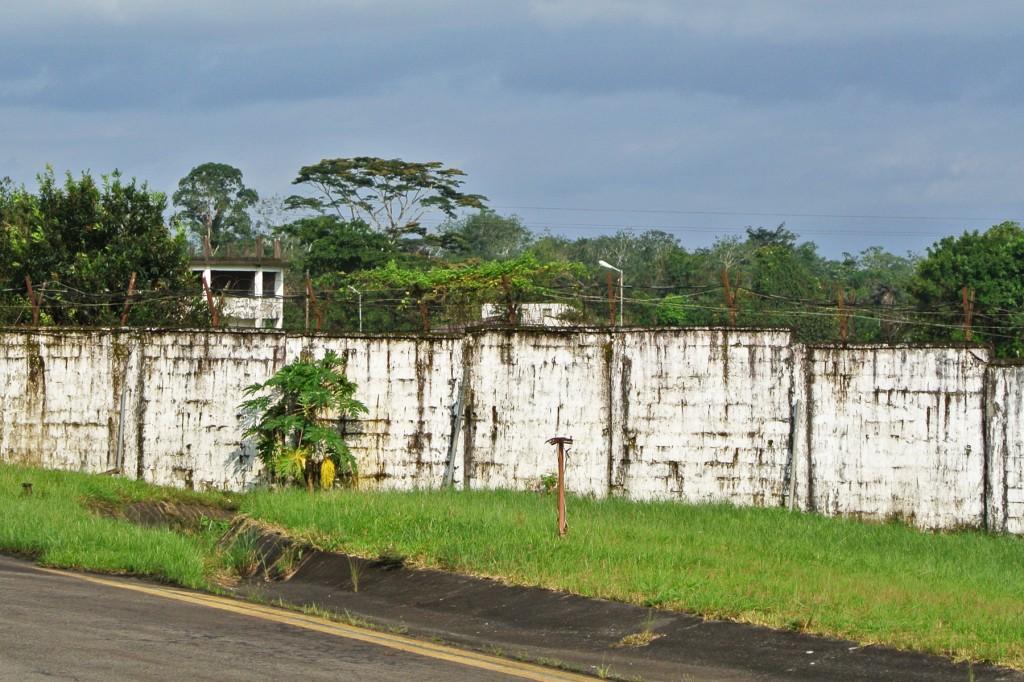 ROB Perimeter Wall