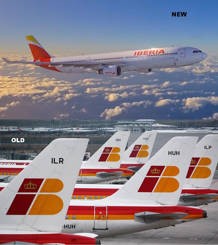 Iberia Liveries