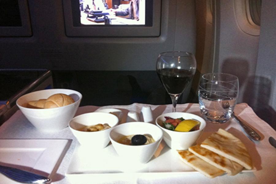 Qatar 777 Meal