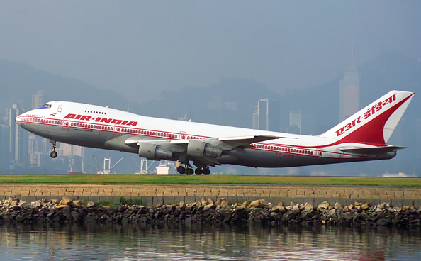 Air India 747 Classic