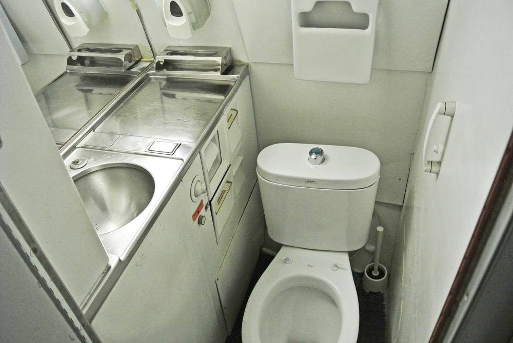 La Tante Washroom