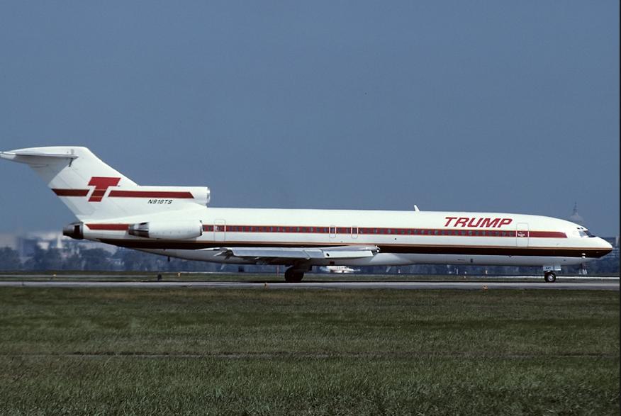 Trump Shuttle N918TS