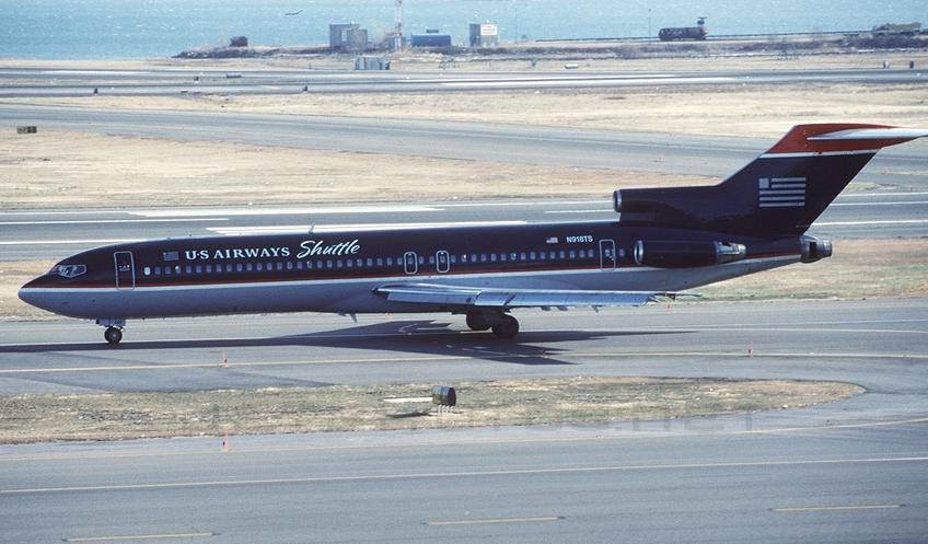 US Airways N918TS
