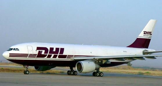 DHL A300