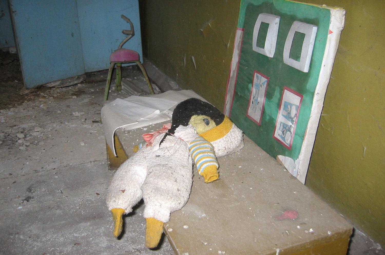 Chernobyl Pripyat Doll