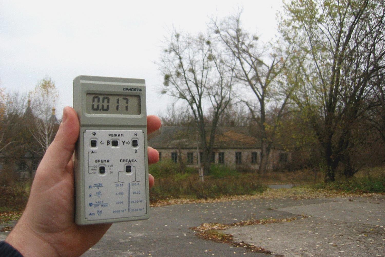 Chernobyl Dosimeter