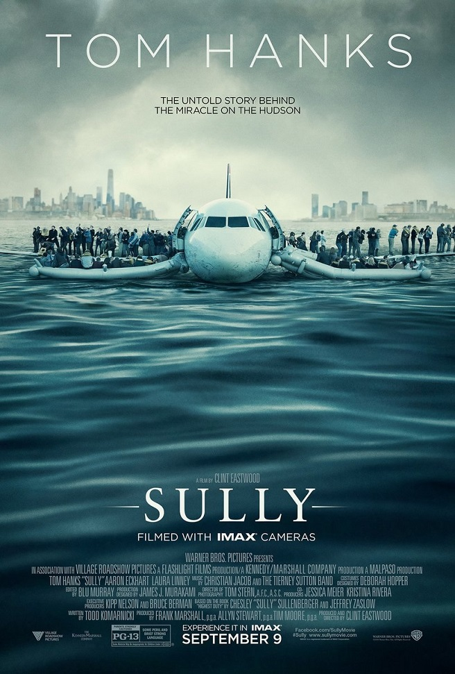 Thoughts On The Movie Sully